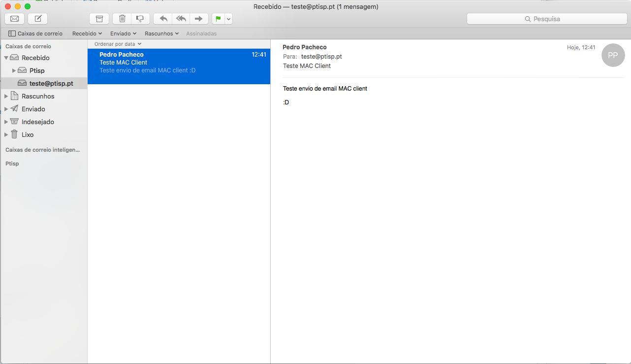 Como configurar o cliente de Mail em Mac OS X - Powered by